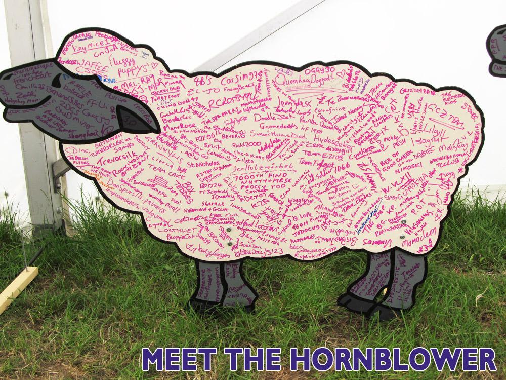 Log Sheep