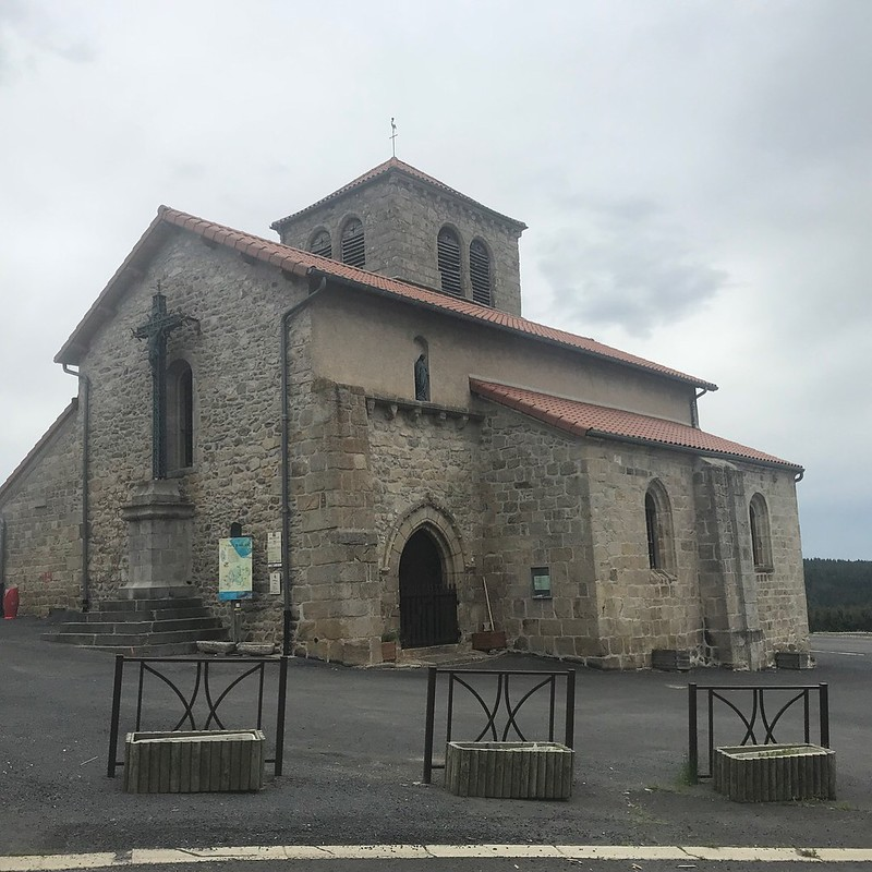 Eglise de Doranges
