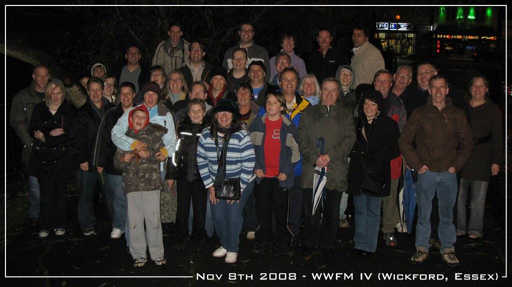 WWFM IV - Group Photo