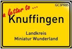 Found a Letter to Knuffingen
