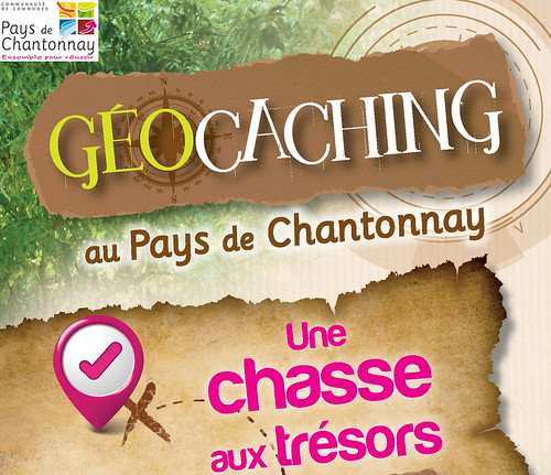 Site geocaching