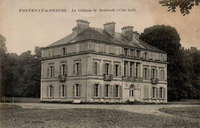 Château de Boislonde
