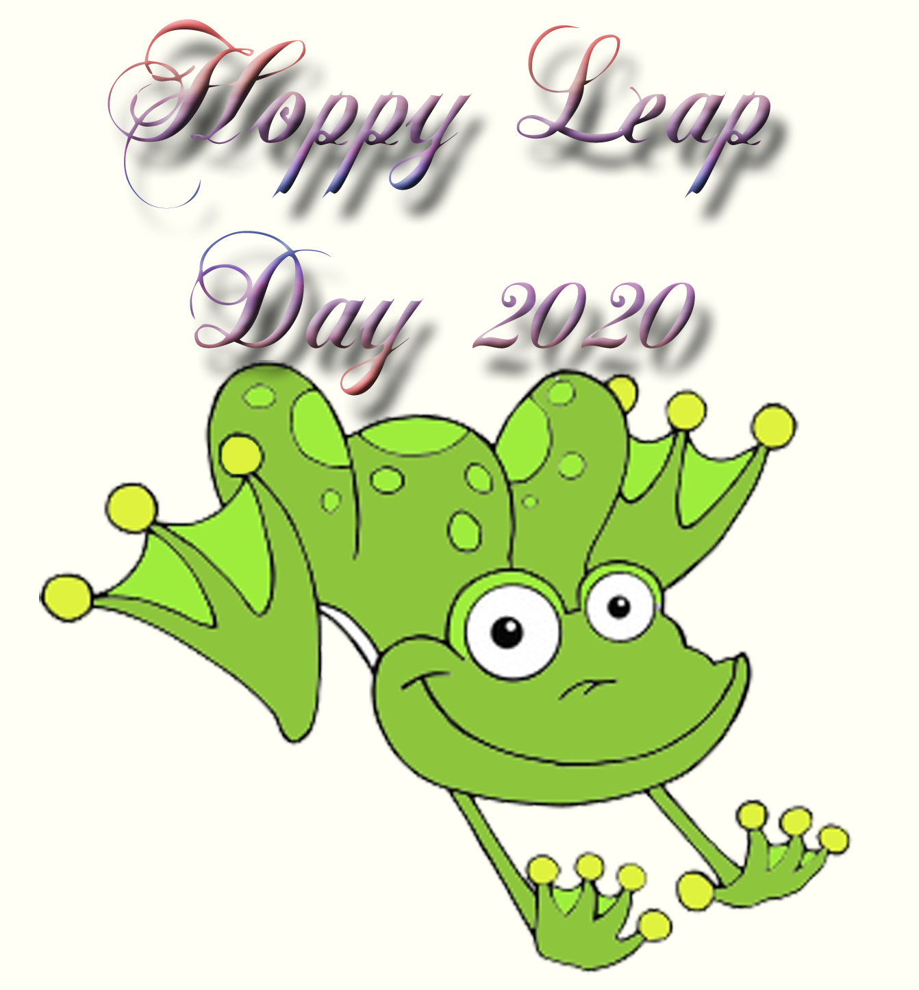 Hoppy Leap Day 2020 Picture