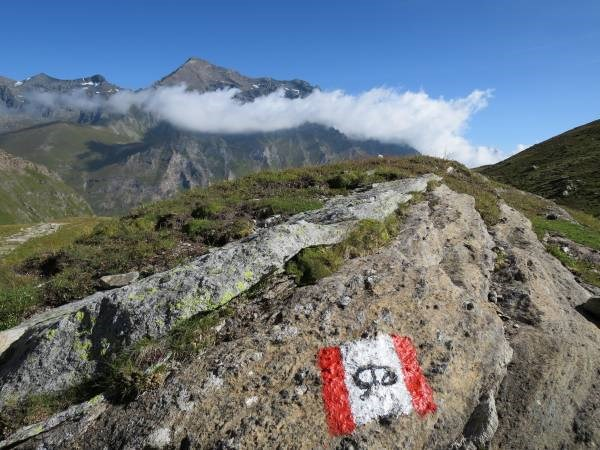Piemont: Grajische/Cottische Alpen