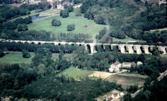 Aqueduc de Maintenon (Etat en 1977)