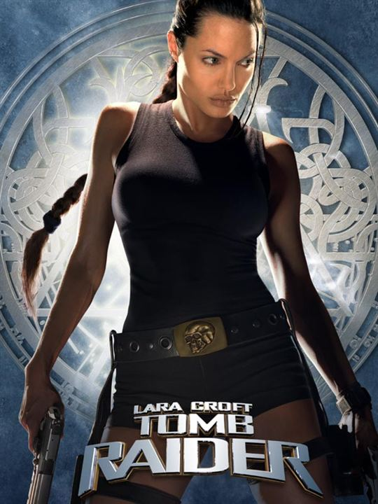 Lara Croft : Tomb raider : Affiche