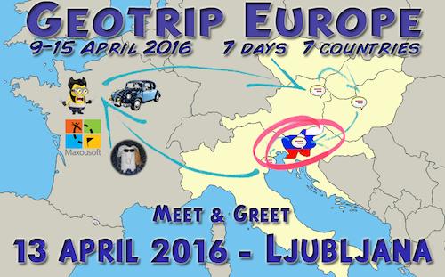 Meet & Greet Slovénie