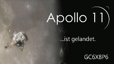 Banner Apollo 11