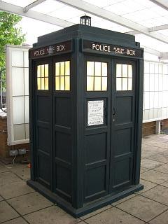 Photo du TARDIS