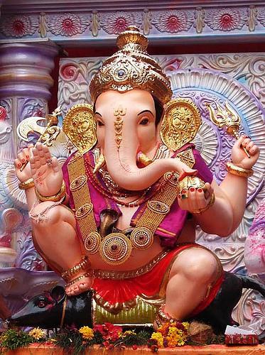 Ganesha – Wikipedia