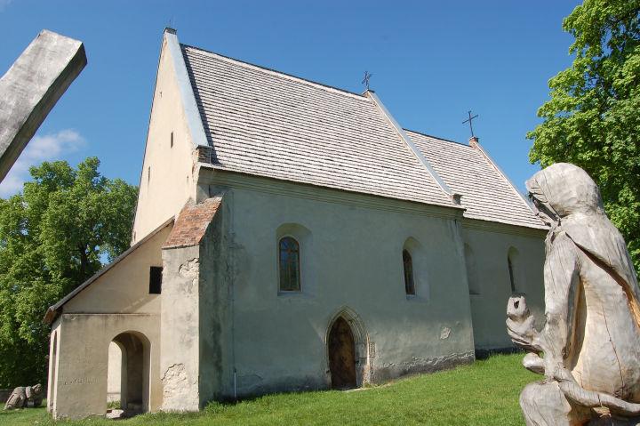 Kościółek pw. Wszystkich Świętych