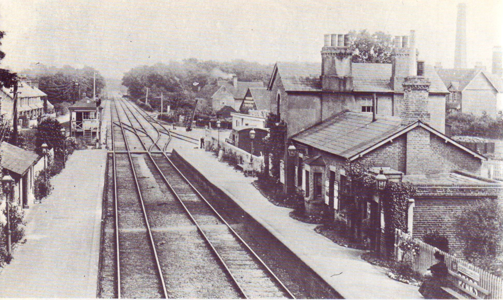 Southwater Railway Station