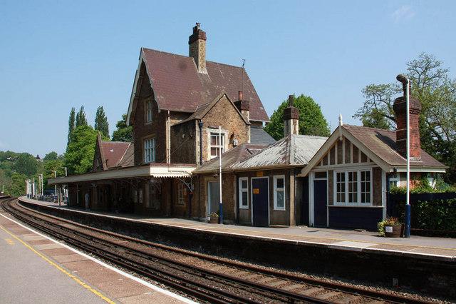 Godalming Railway Station