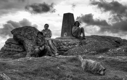 Easton Tor Trig Point