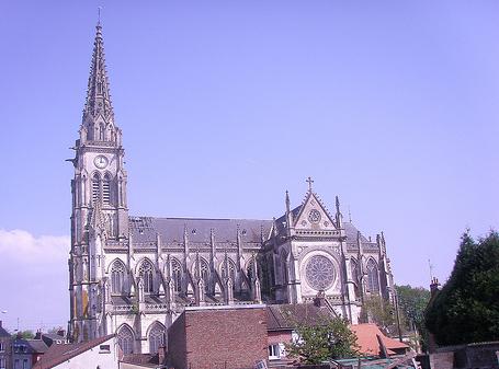 Eglise intacte