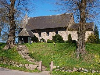 Moldenit Kirche