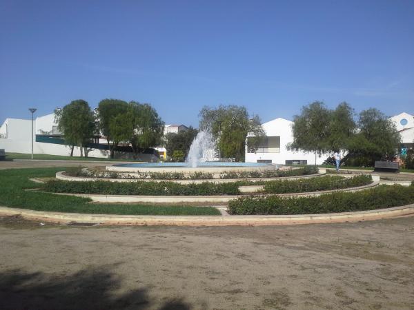 Parque da Cova da Burra - Fonte
