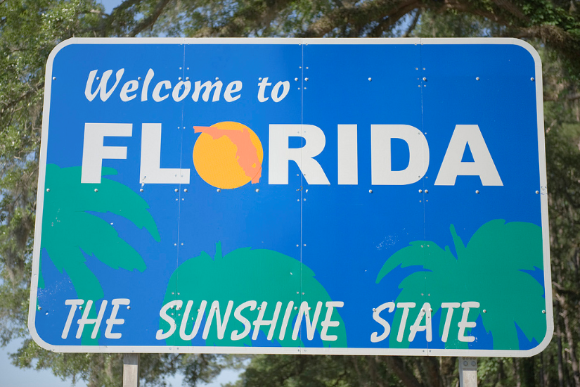 GC3J3RA Welcome to Florida: The Sunshine State (Traditional Cache ...