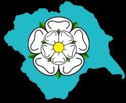Image result for 10th Anniversary UK Mega – Yorkshire 2018 white rose geocoin