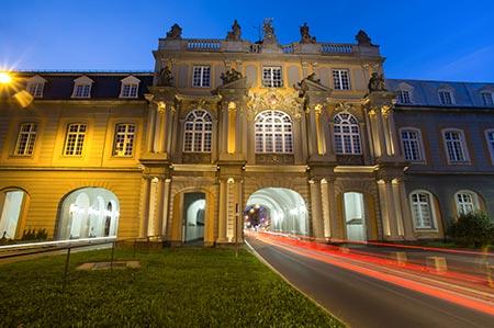 Kurfürstliches Schloss & Koblenzer Tor