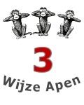 3 Wijze Apen