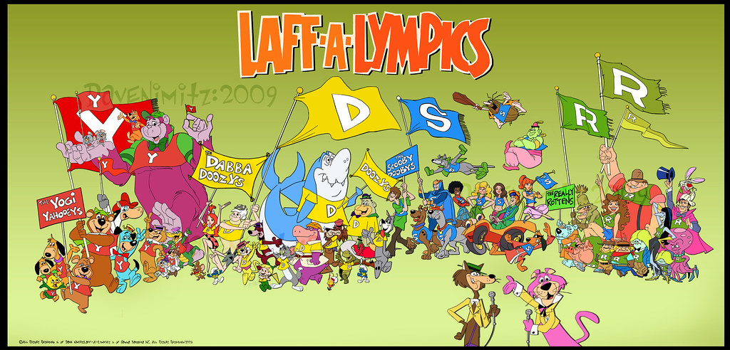GC2DYW1 Laff-A-Lympics - Boo Boo Bear (Traditional Cache) in ...