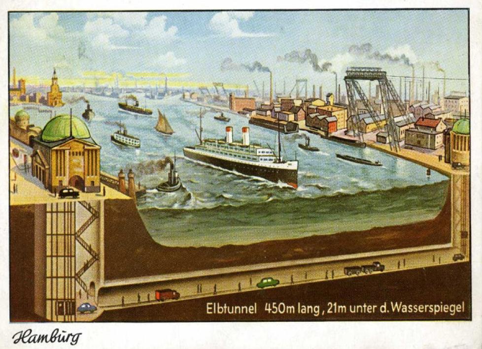 (Bild: Ansichtskartenfabrik Schöning & Co., Lübeck)