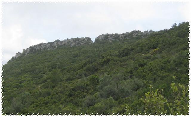 Castelo dos Mouros - Entrada Sul