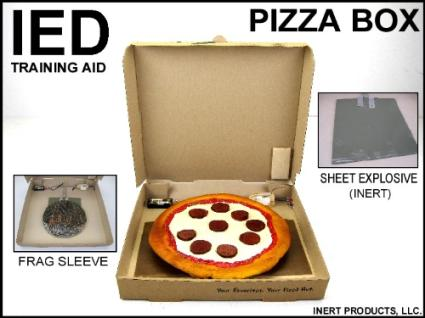 IED - Pizza