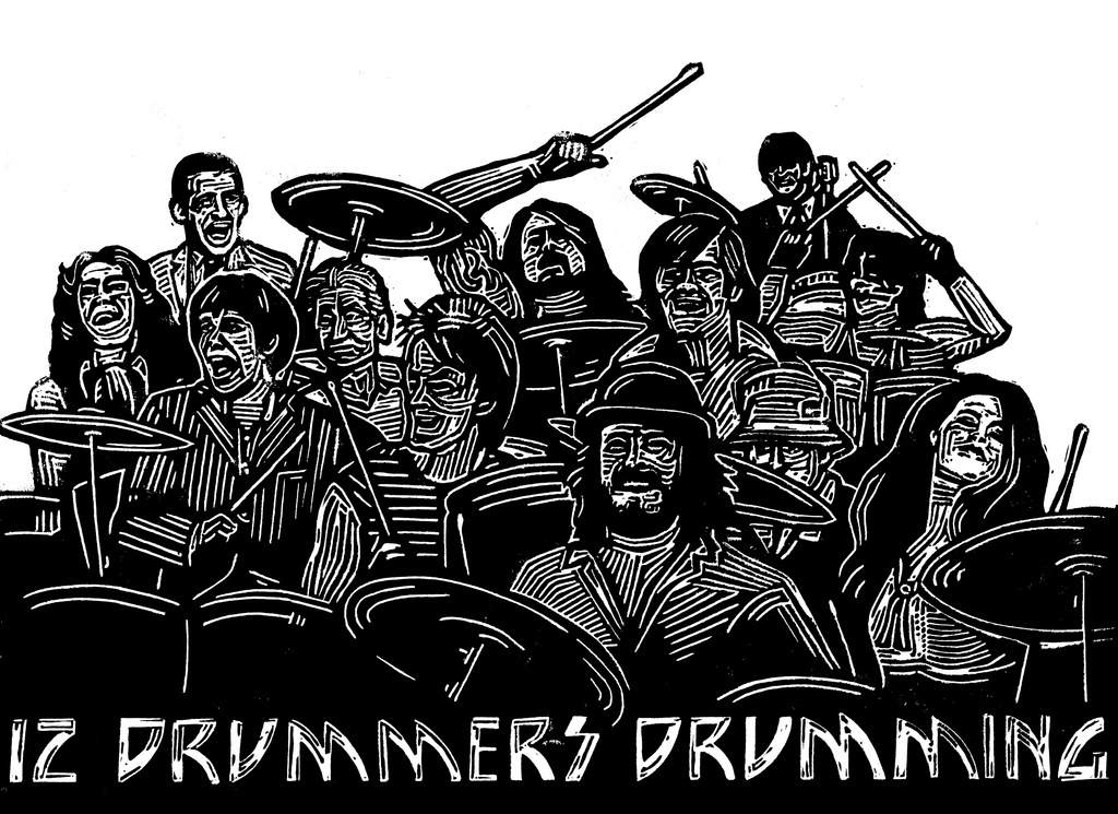 Gc66bfc Twelve Drummers Drumming Event Cache In Wisconsin United States Created By Boreal Walker