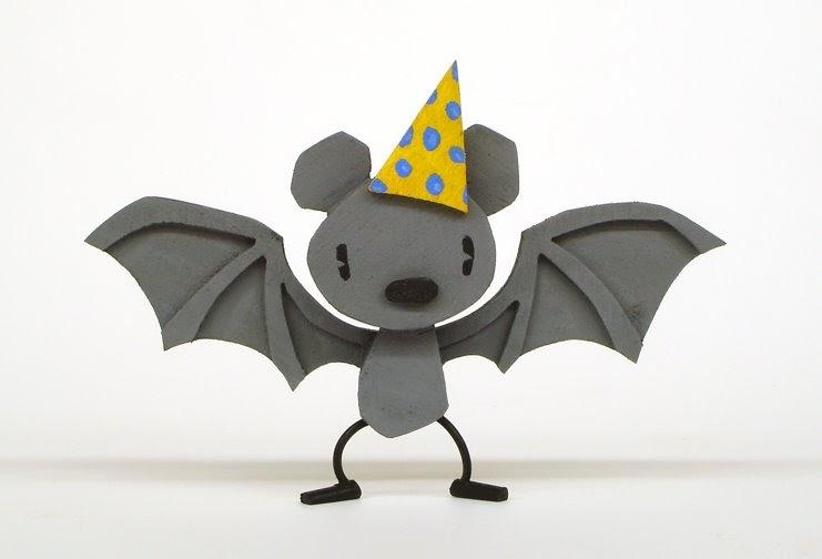 Image result for birthday bat image