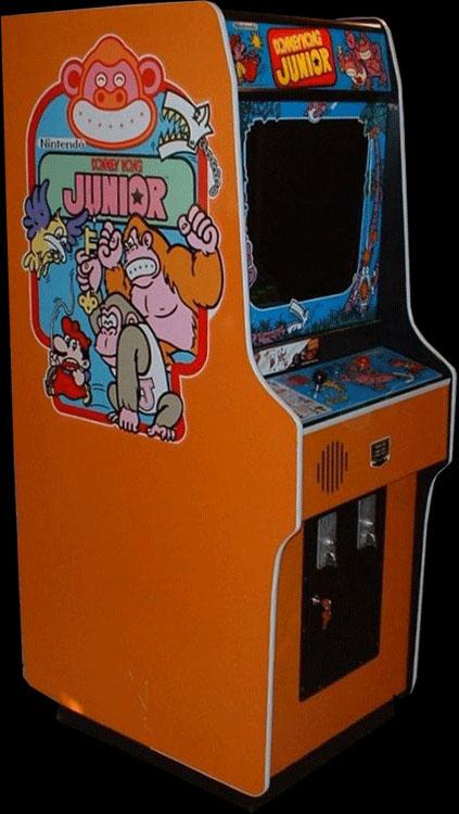 Gc2qfjz Donkey Kong Jr Video Game Classic Series South