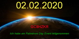 Banner - Palindrom Day - Event