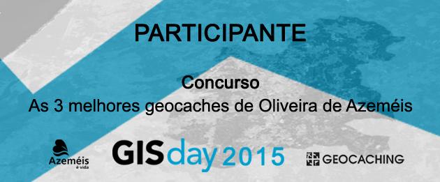 Participante no concurso: As 3 melhores geocaches de Oliveira de Azeméis
