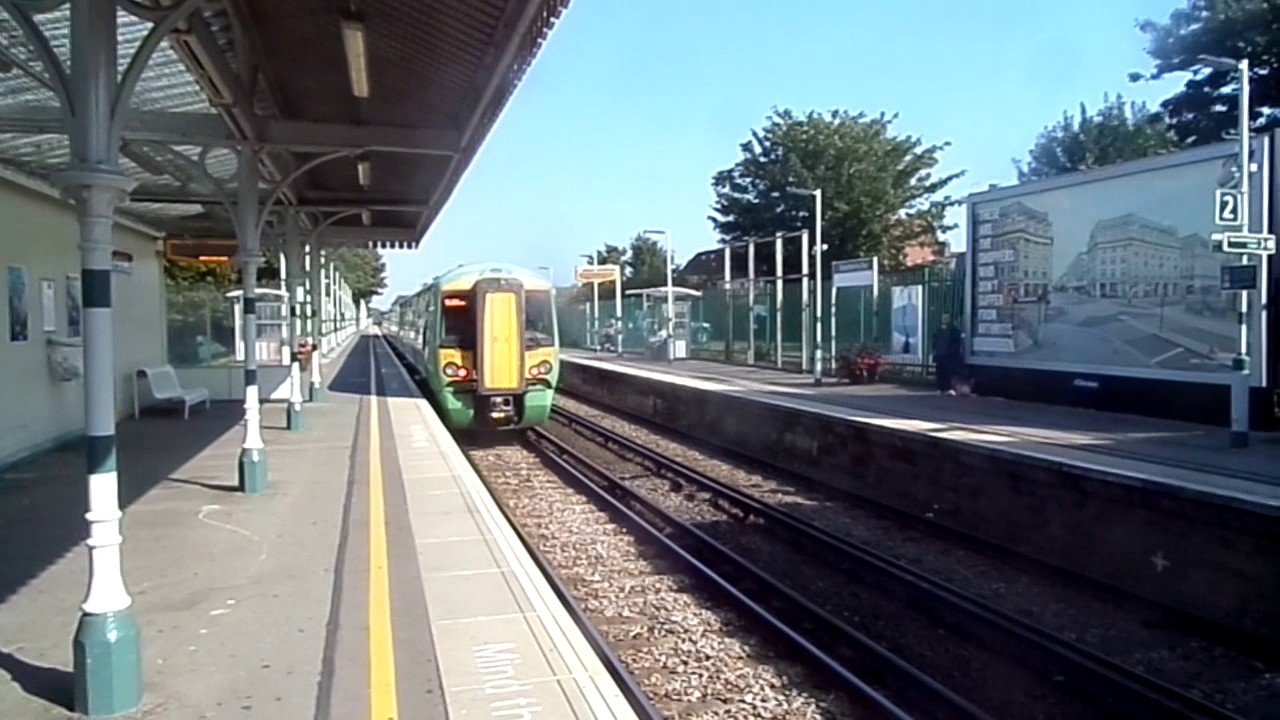 Image result for shoreham station