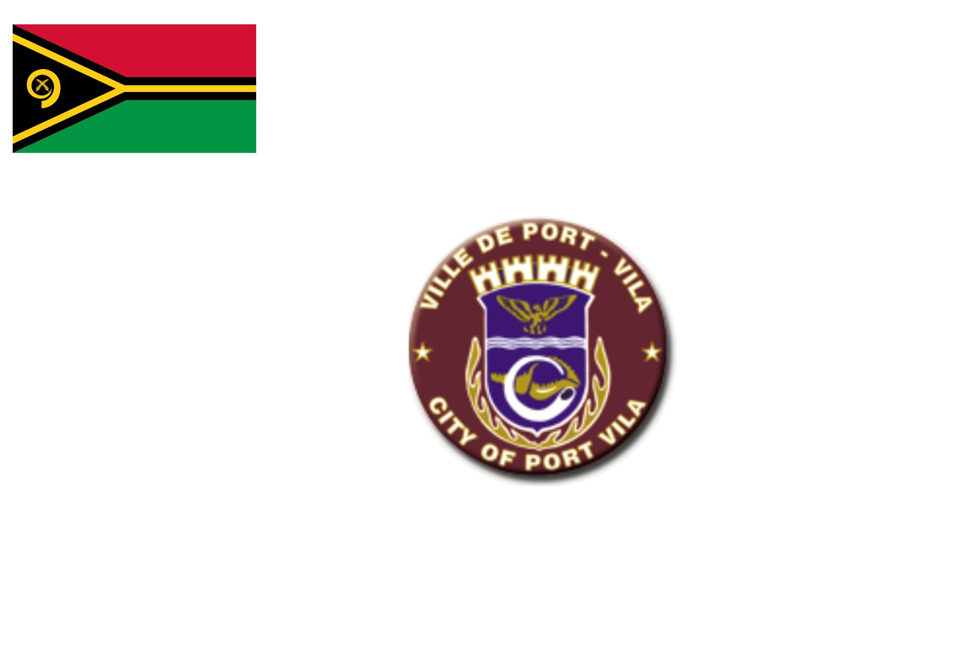 Port Vila Flag