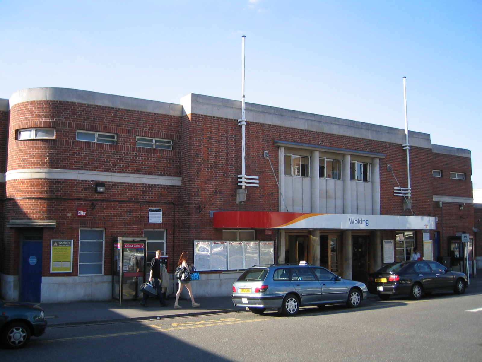 Woking Station