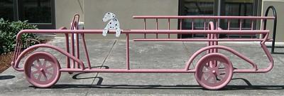 Fire Station Bike Rack