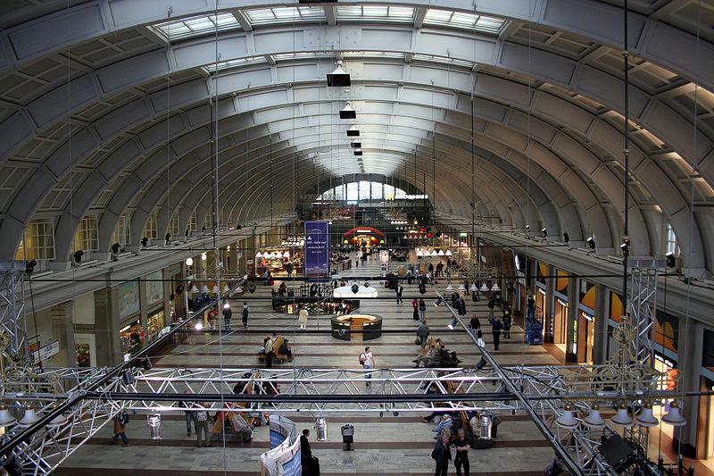 Stockholms Centrals vänthall