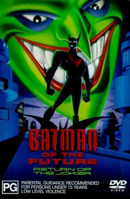Batman, la Relève: Le Retour du Joker : Affiche