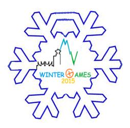 MVG Summertime Winter Games Logo