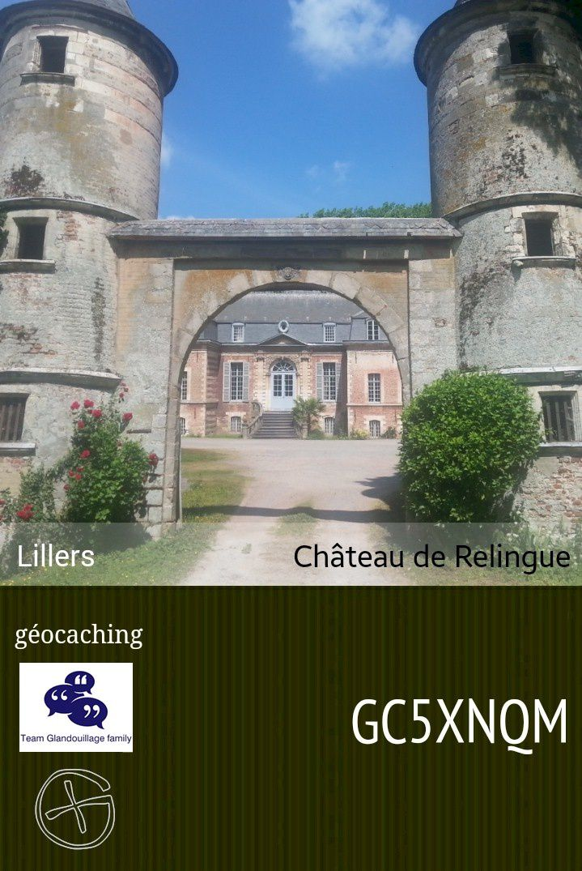 Château de Relingue
