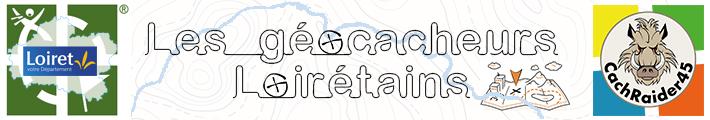 Bannière Geocacheur Loiretain