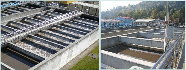 Aktivační nádrže, proces mineralizace