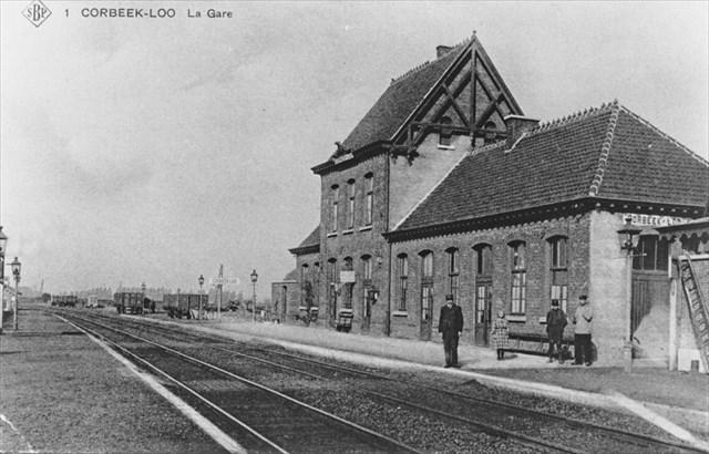 station Korbeek-Lo