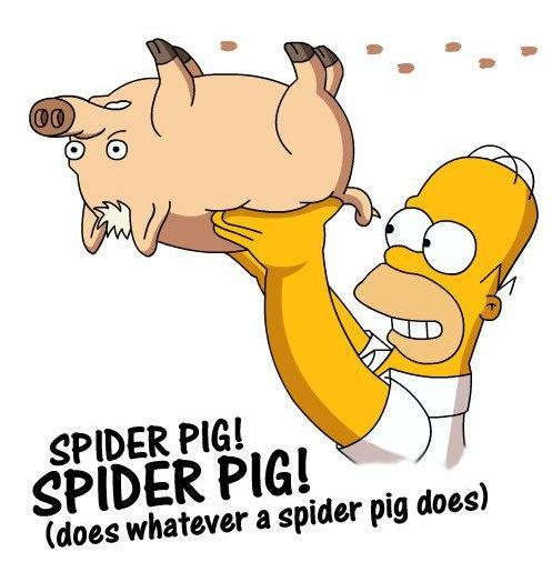 Gc2kjfj Spider Pig Traditional Cache In South East England United Kingdom Created By Theguestfamily