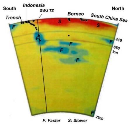 Tomografia sismica / Seismic tomography