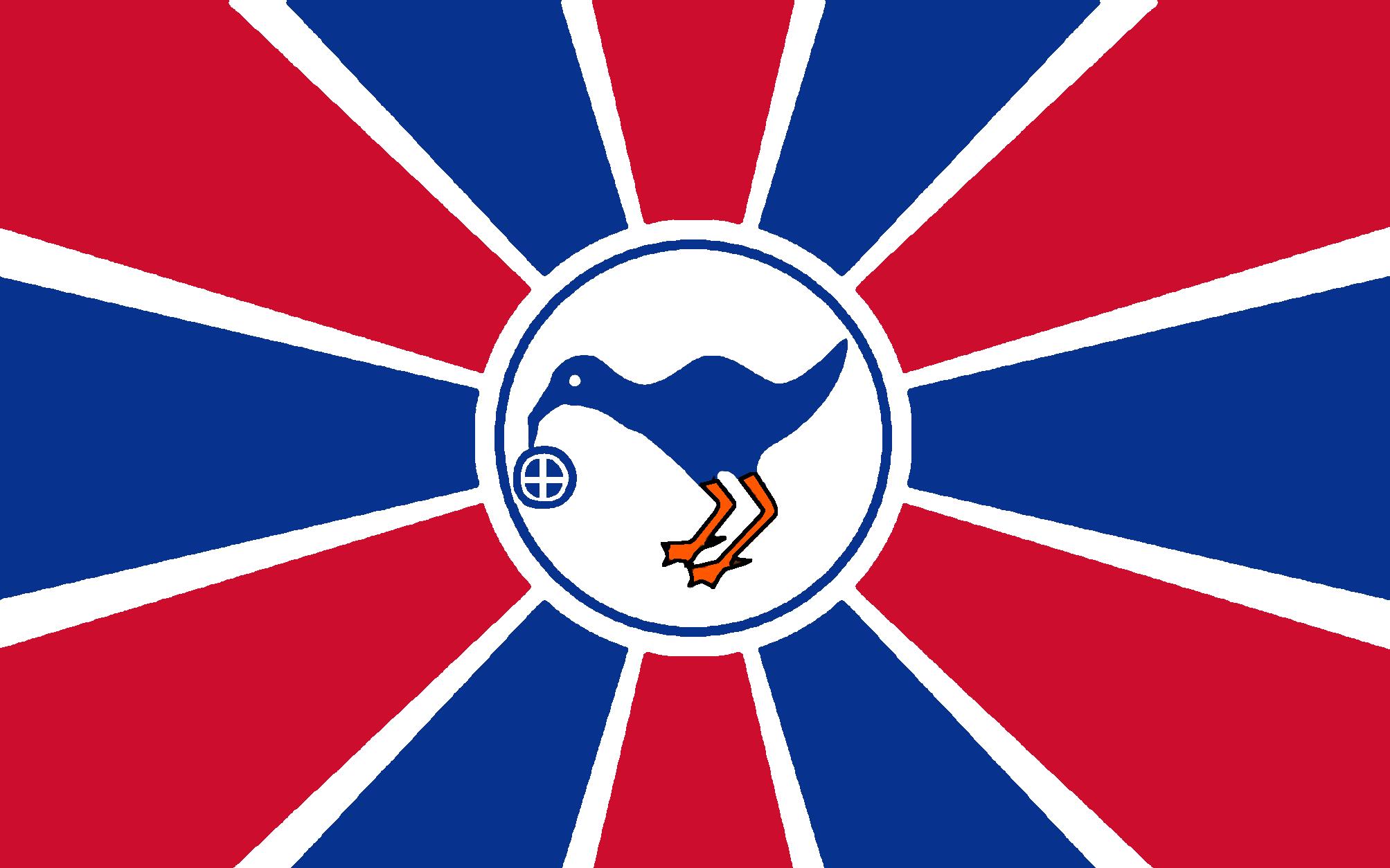 Flag of Melekeok