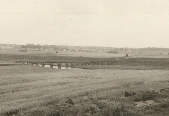 Savijunan silta Aurajoen yli