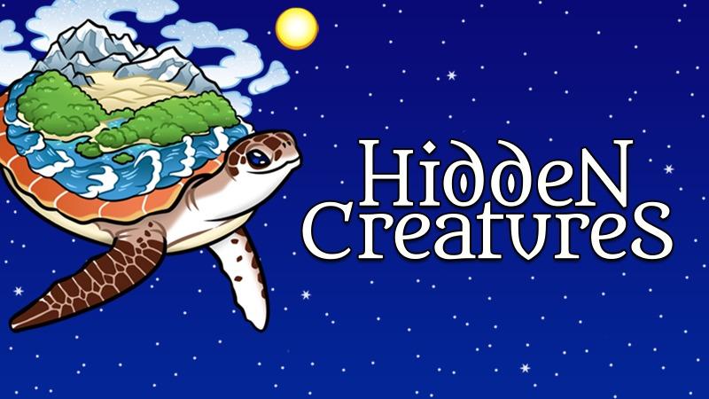 Hiidden Creatures